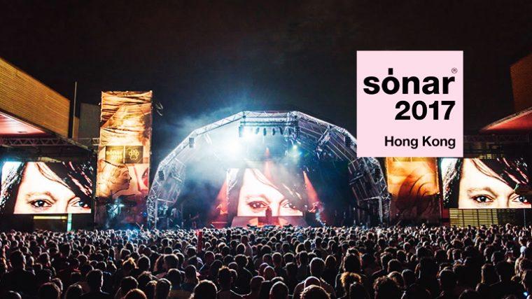 VIDEO – PRIMEROS ARTISTAS DEL SÓNAR FESTIVAL HONG KONG
