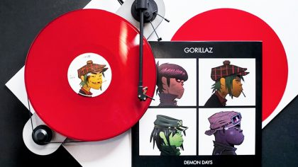 "VIDEO – GORILLAZ LANZA LA 1ERA REEDICIÓN EN VINYL DE ""DEMON DAYS"""