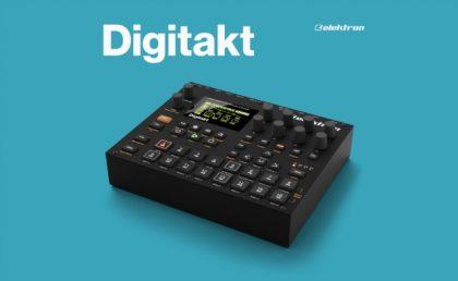 AUDIO – ELEKTRON LANZA UN DRUM SAMPLE PACK ANALÓGICO PARA DIGITAKT
