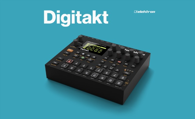AUDIO – ELEKTRON LANZA UN DRUM SAMPLE PACK ANALÓGICO PARA DIGITAKT