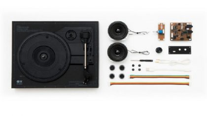 VIDEO – SPINBOX: CONSTRUYE TU PROPIO TURNTABLE EN 18 MINUTOS
