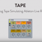 VIDEO – DESCARGA GRATIS: ANALOG TAPE ABLETON LIVE RACK