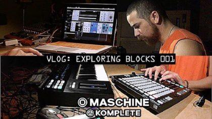 VIDEO – VLOG: EXPLORING BLOCKS 001 CON JOSÉ CABELLO