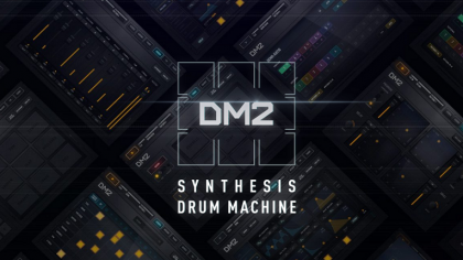 VIDEO – DM2 IPAD: DRUM MACHINE ACTUALIZADO CON MIDI LEARN, AUDIOBUS 3