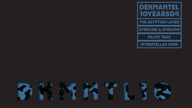 AUDIO – DEKMANTEL LANZA SU CUARTO EP