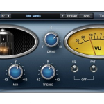 WAVE ARTS LANZA TUBE SATURATOR PARA EL PLUG-IN VINTAGE VST/AU