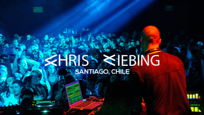 Aftermovie + fotos: Chris Liebing hizo temblar Santiago