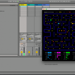 VIDEO – PAC-MAN ESTÁ LLEGANDO A ABLETON LIVE