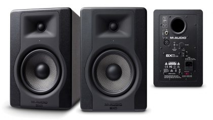 VIDEO – M-AUDIO LANZA 2 NUEVOS MONITORES DE REFERENCIA DE ESTUDIO