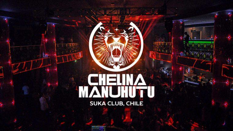 Chelina Manuhutu @ Suka Club | Santiago, Chile