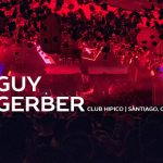 Guy Gerber @ Club Hípico. Santiago, Chile