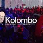Kolombo @ Sala Omnium | Santiago, Chile