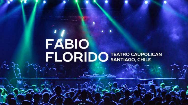 Fabio Florido @ Teatro Caupolicán | Santiago, Chile