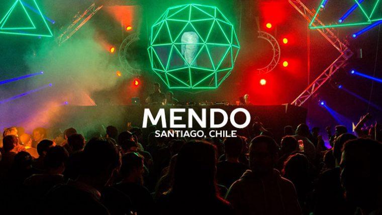 CODE / MENDO & DANNY Serrano / Teatro Teleton