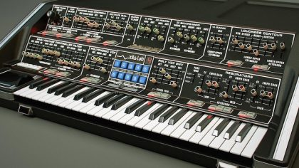 VIDEO – POLYM: LA RECREACIÓN DEL SINTETIZADOR MOOG POLYMOOG