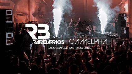 AFTERMOVIE + FOTOS – RAFA BARRIOS Y CAMELPHAT | SALA OMNIUM. SANTIAGO, CHILE