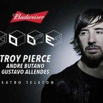 Troy Pierce vuelve a Santiago en la segunda edición de CODE