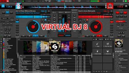 VIRTUAL DJ 8 AHORA PARA MÁS CONTROLADORES