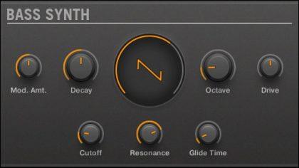 Conoce el nuevo sintetizador de Bajos para Maschine