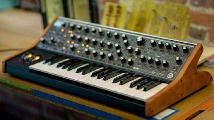 Moog lanza nuevo sintetizador Subsequent 37