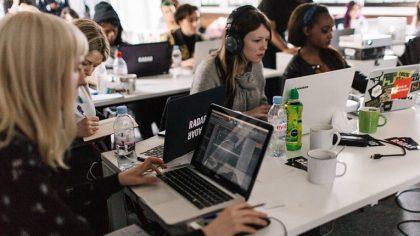 Producergirls hace campaña para estimular a productoras femeninas