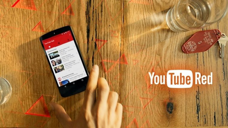 YOUTUBE RED Y GOOGLE PLAY UNEN FUERZAS