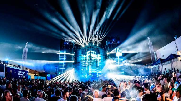 SPACE ANUNCIA DOS FIESTAS «SPACE IN THE PARK» EN IBIZA