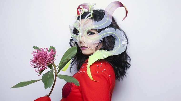 Björk anuncia «The Gate», el primer single de su nuevo disco