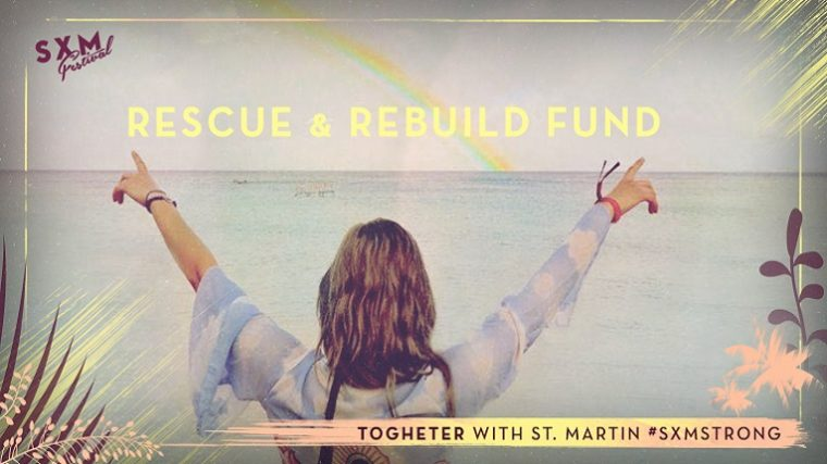Festival lanza campaña para reconstruir St. Martin después del huracán Irma