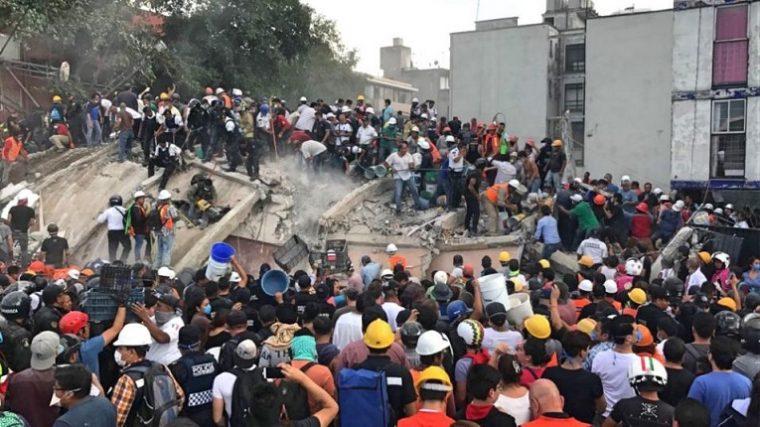 Mutek México presta ayuda a los esfuerzos después del terremoto