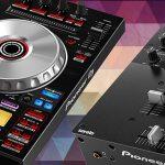 Pioneer DJ lanza controlador DDJ-SR2 y el mixer DJM-S3