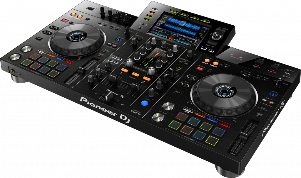 Pioneer XDJ-RX2 - djprofile.tv