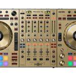 Pioneer DJ lanza una versión en oro del DDJ-SX2-N