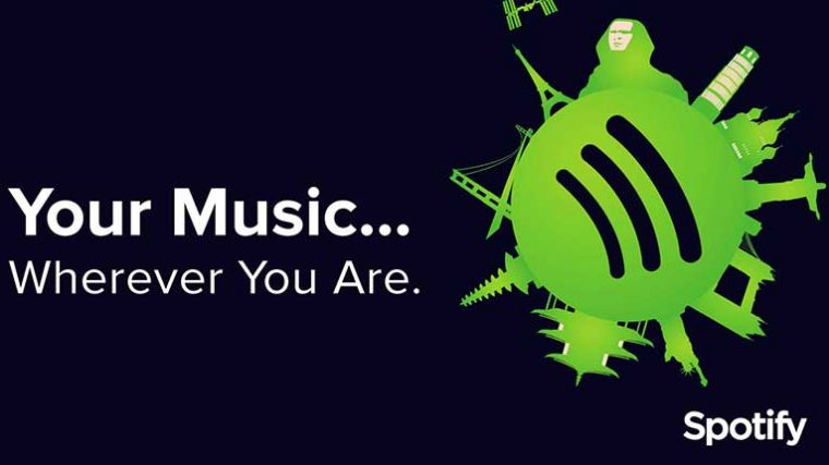 Spotify es valorada en 16 billones de dólares hasta la fecha