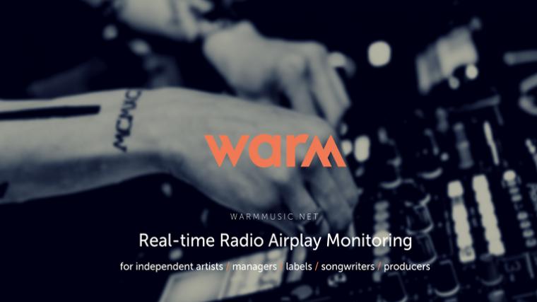 Monitorea tus tracks en estaciones de radio con esta app