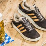 Adidas anuncia zapatos a prueba de cerveza y vómito