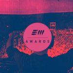 Resultados de los Electronics Music Awards: álbum, single y festival del año