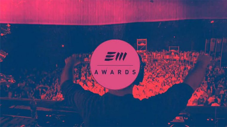 Resultados de los Electronics Music Awards: álbum, single y festival del año
