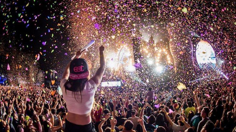 Según informes «la gente va a festivales más que nunca»