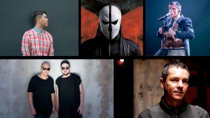 6 productores venezolanos que triunfan en el mundo de la música electrónica