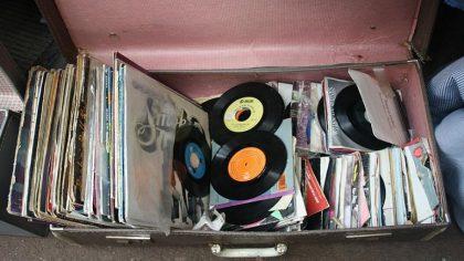 Los discos de vinyl con las formas más raras