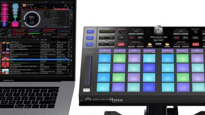 Pioneer DJ lanza Rekordbox 5.0 y nuevo controlador