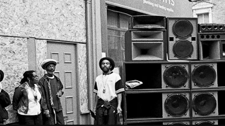 26 fotos de sound systems a través del tiempo