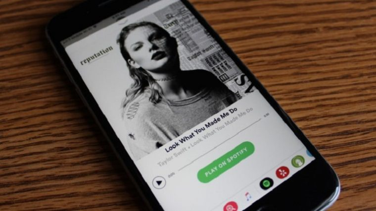 Spotify anuncia app iMessage para enviar música a tus amigos
