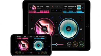 Pioneer DJ lanza aplicación de WeDJ para Android