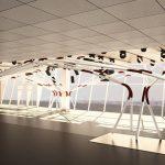 Fotos – Entra al nuevo club de estética futurista en París
