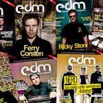 EDM Magazine es comprada por 2.5 millones de dólares