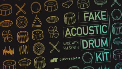 Descarga gratis – 500 samples semi acústicos de batería