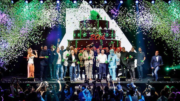 Conoce los ganadores de los DJ Awards 2017 realizados en Ibiza