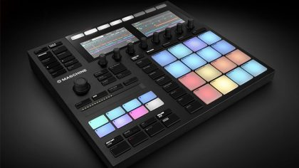 Aprende cómo crear sonidos envolventes en Maschine MK 3 en este video tutorial de Point Blank Music School